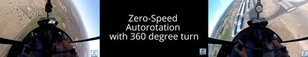 Zero Speed Autorotation with 360 degree turn Post Featured Image 624 x 117