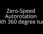 Zero Speed Autorotation with 360 degree turn Post Featured Image 624 x 117