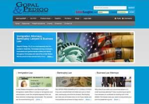 attorney web redesign Nashville