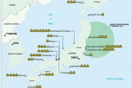 map of all nuclear power plants