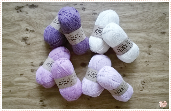 Commande-1001laines_Drops-Alpaca_Degrade-rose_Hellokim