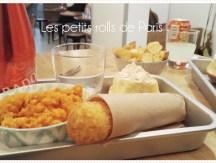 <span>Table</span> Des rolls à la française chez Les petits rolls de Paris