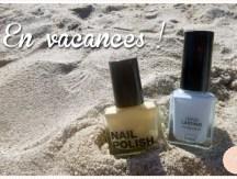 <span>Manucure</span> En vacances