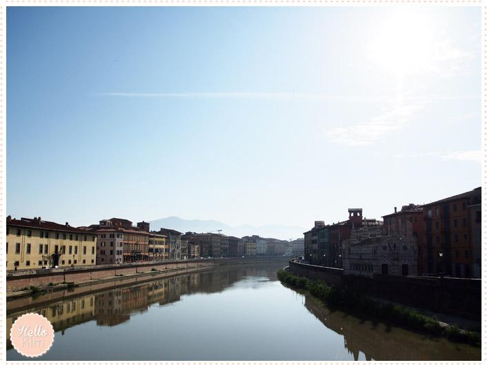 Florence 05.2014 - L'Arno > Hellokim