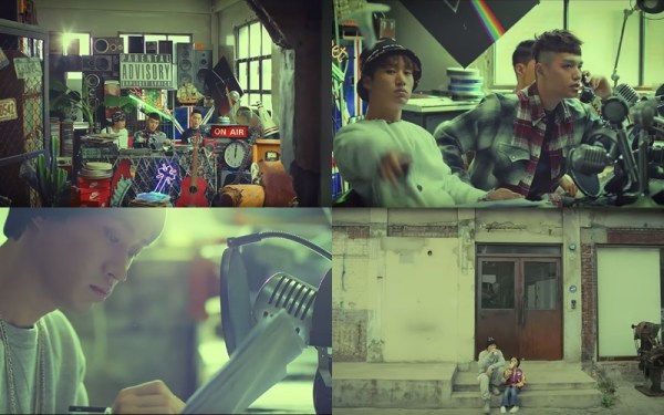 Simon Dominic Drops MV Teaser for ₩ & ONLY, featuring Tablo and Haru