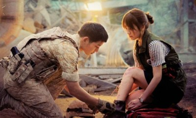descendants of the sun, taebaek