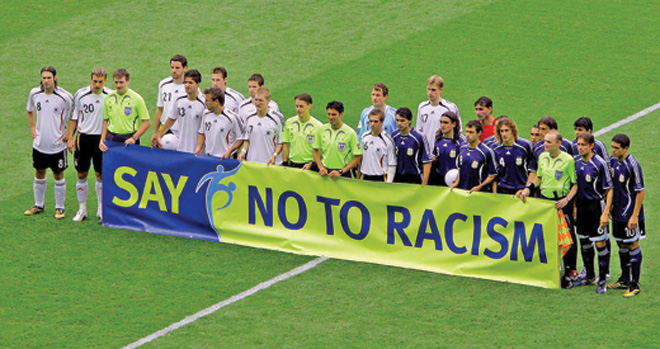 Soccer-Racism-New