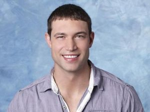 Bryden on the Bachelorette.
