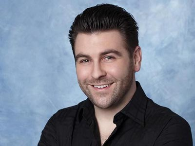 Nick R. on the Bachelorette.