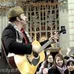 Russ Rosen Band at Vancouver Santa Claus Parade Street Party 2011 (video)