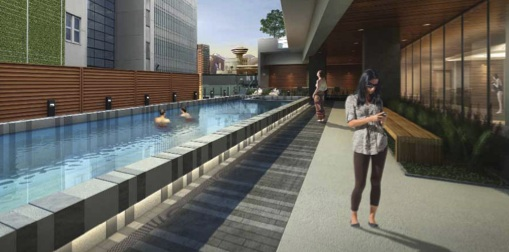 Telus garden quick facts price floorplans features downtown vancouver new condo development for City of vancouver swimming pools