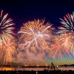 Video & Photos: Italy Fireworks Finale wins at Celebration of Light on August 4, 2012