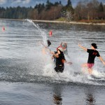 Photo: 2013 Vancouver Polar Bear Swim in English Bay
