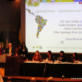 Opportunities with the Pacific Alliance Trade Bloc to be a feature theme at Expoplaza Latina 2014