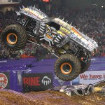 Contest! Monster Jam on February 28, 2015 at BC Place Stadium