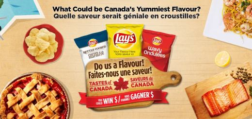 The Lay's Do Us a Flavour contest returns The Tastes of Canada edition asks fans to draw flavour inspiration from Canadian regions