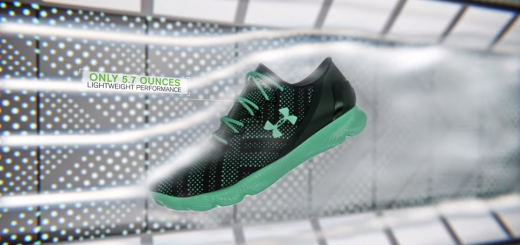 Under Armour Apollo Vent Tech Running Shoes