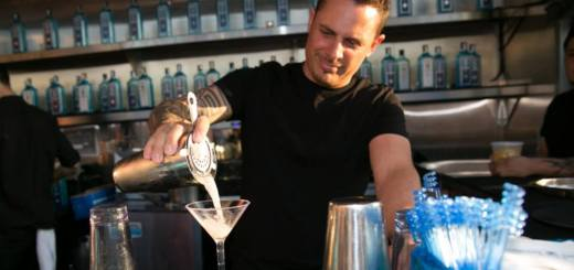 Celebrate Summer Cocktail Hour With Bombay Sapphire East