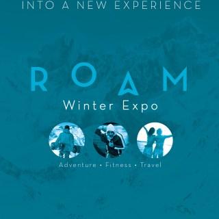 ROAM Winter Expo - Adventure, Fitness & Travel Exhibition