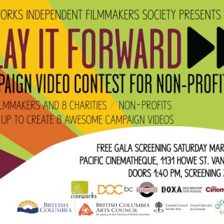 Play it Forward - Non-Profit Campaign Video Contest