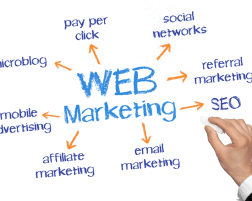 Web marketing e clienti nuovi.