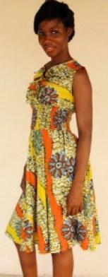 Nice colorful dress