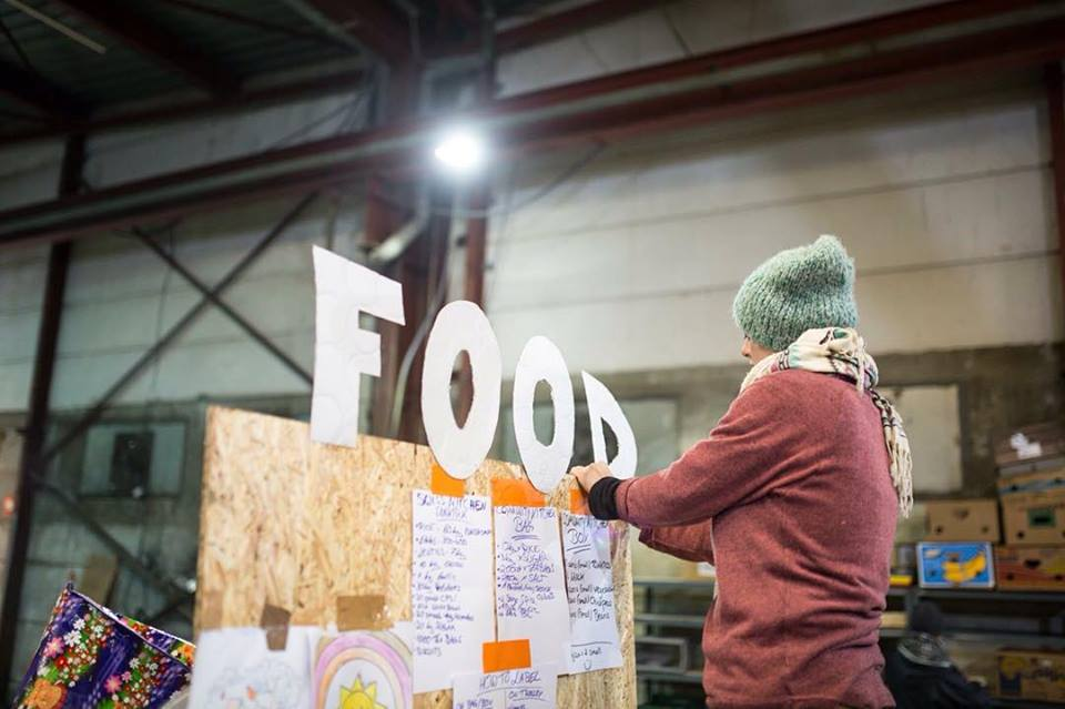 Calais Kitchens need food urgently (1)