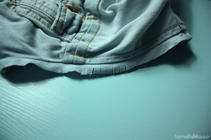 franje spijkergilet