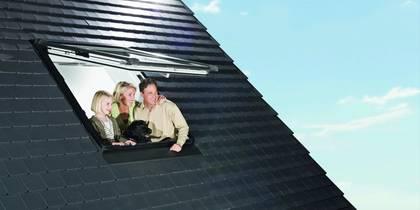 Henke Dachdecker für das Auetal - Roto Dach- und Solartechnologie GmbH: Preisgekrönt für innovative Gestaltung: das RotoComfort i8