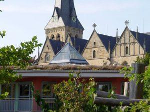 Henke-Dachdecker-Schaumburg-Flachdach-Gründach-Stadt-Herford-Stiftberg-1