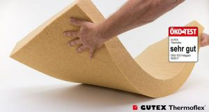 Henke Dachdecker für Sachsenhagen - GUTEX Thermoflex® – die flexible und klemmstarke Holzfaser-Dämmmatte