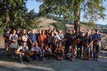 The attendants of 7.th Minieracustica Workshop in Urbino, Italy 2014