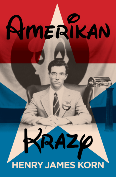 Book cover for Amerikan Krazy