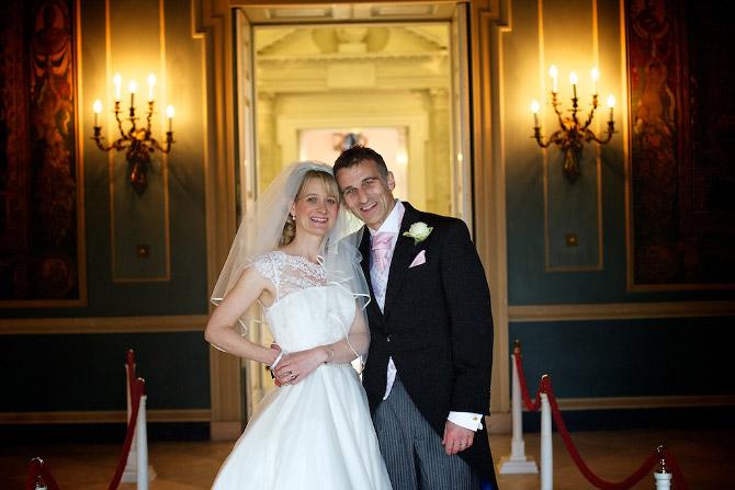 Clandon Park Wedding Photography - Natascha & David