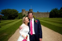 Amberley Castle Summer Wedding - candj-272