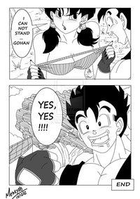 goku and bulma hentai
