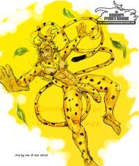 dinosaur king manga