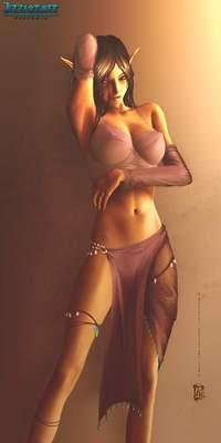 les arab girl