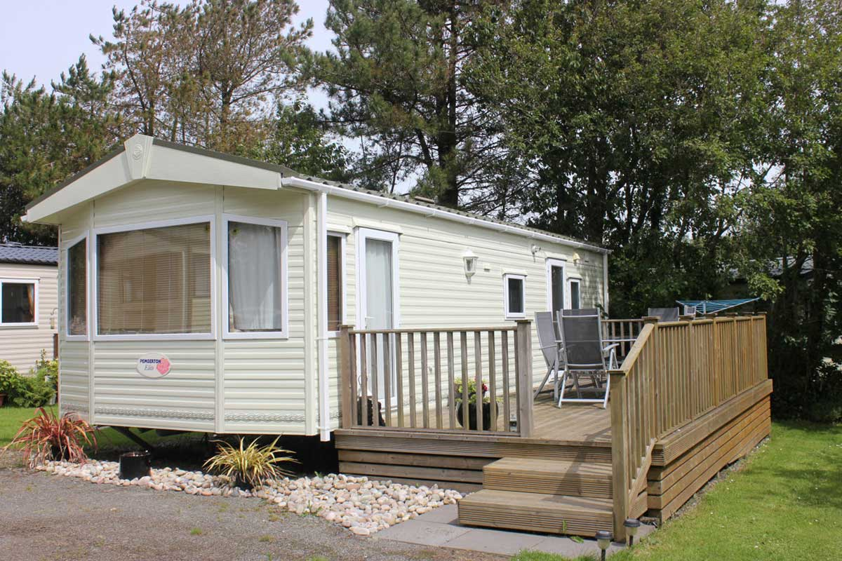 Brilliant Used Touring Caravans For Sale Cornwall  Caravan Broker Cornwall