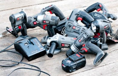 Porter-Cable-18V-Power-Tool-System