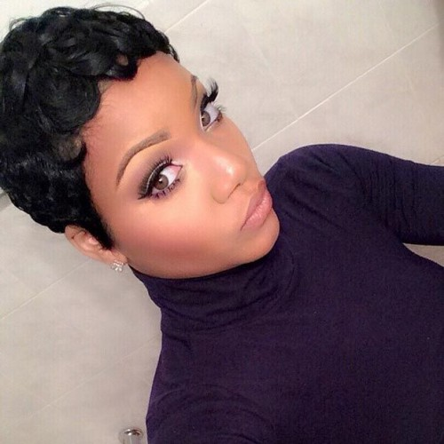 50 Best Short Hairstyles for Black Women of 62 by Jose