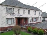 Sanquhar Police station