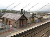 Sanquhar railway station