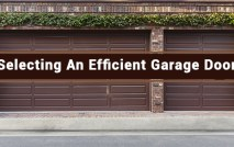 Full service window door installation toronto heritage for Energy efficient garage doors