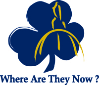 "Next week on ""Where are they now?"" a former Notre Dame quarterback you will not want to miss!"