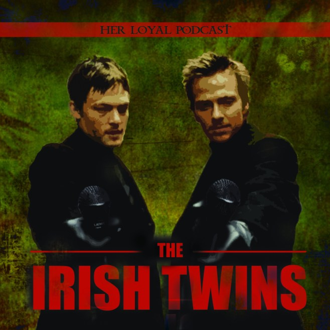 Irish Twins Logo Full