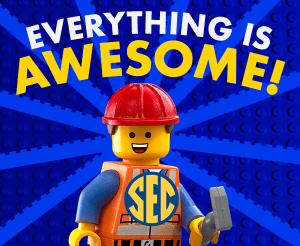 SEC Is Awesome