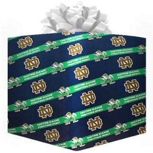 Notre Dame Wrapping
