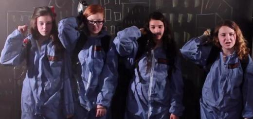 All-Girls Ghostbusters