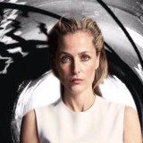 Gillian Anderson as 'Jane Bond'
